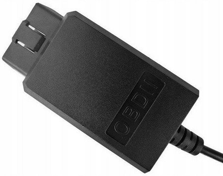 Interfejs diagnostyczny OBD II na USB