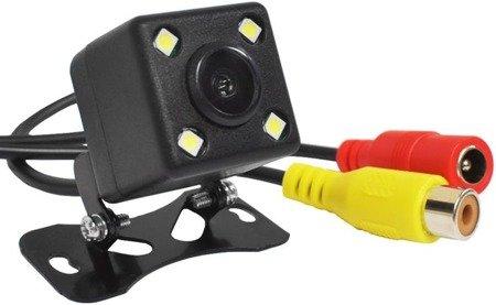 Kamera cofania Hoalte 12V 4 LED