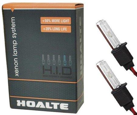 Komplet żarników xenon H3 5000K