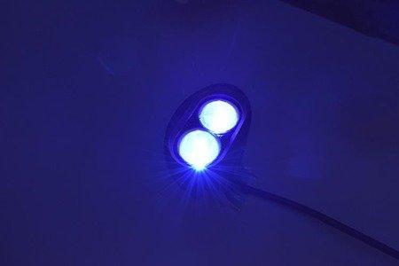 Lampa robocza Blue Spot LED 20W 9-32V, do wózków widłowych