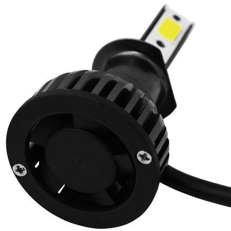 Zestaw żarówek H1 LED 6000K seria V5